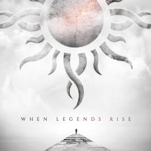 CD GODSMACK When Legends Rise