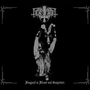 CD BEASTCRAFT Baptised in Blood and Goatsemen (édition digipack)