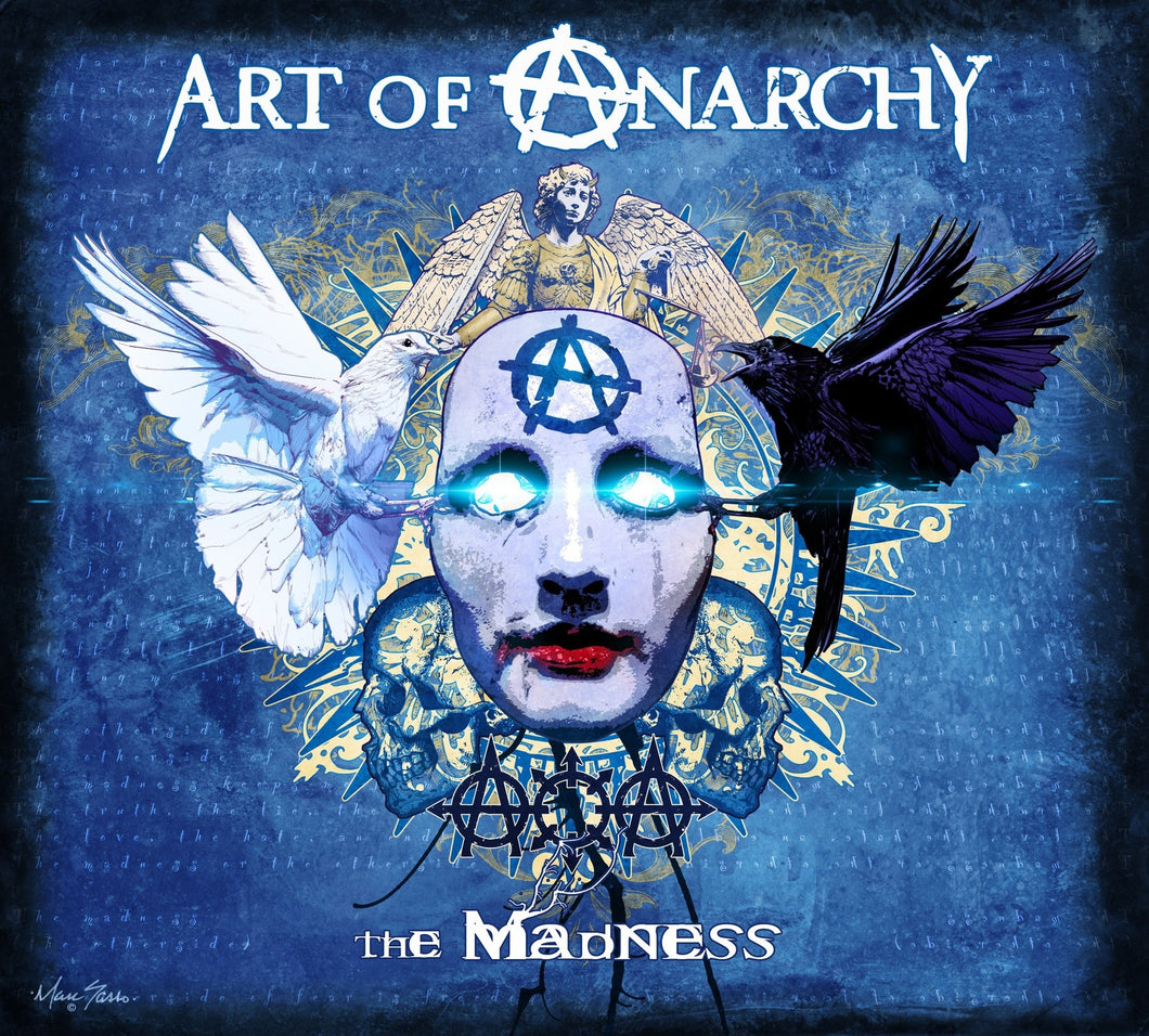 CD ART OF ANARCHY Art Of Anarchy (édition digipack)