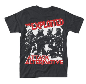 T-shirt The Exploited - Attack Alternative