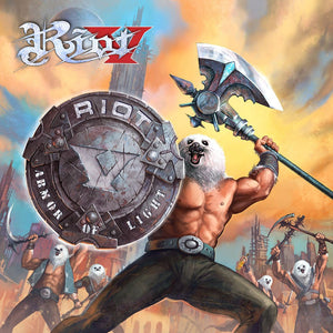 CD RIOT V Armor Of Light