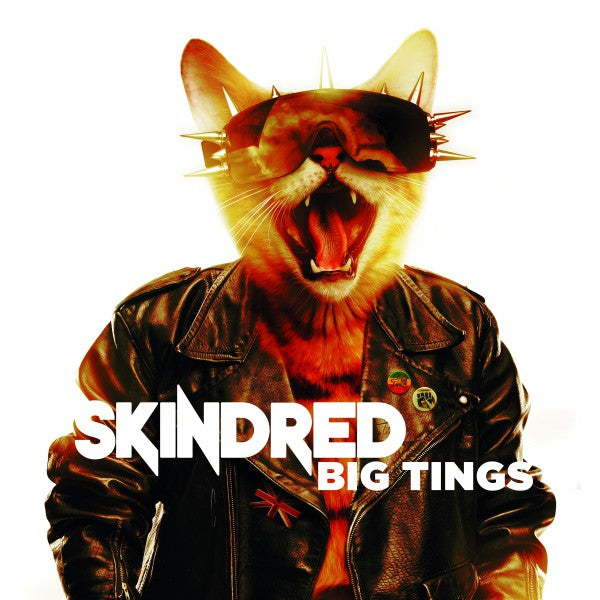 CD SKINDRED Big Tings
