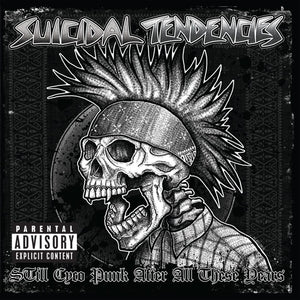 CD SUICIDAL TENDENCIES Still Cyco Punk After All These Years