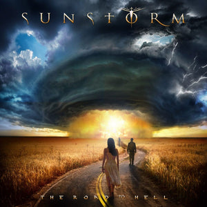 CD SUNSTORM The Road To Hell