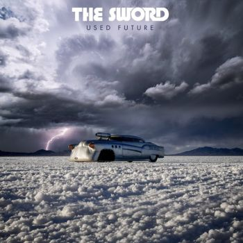 CD THE SWORD Used Future