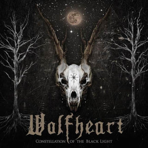 CD WOLFHEART Constellation Of The Black Light (édition digipack)