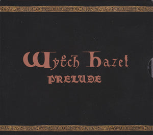 CD WYTCH HAZEL Prelude (édition slipcase)