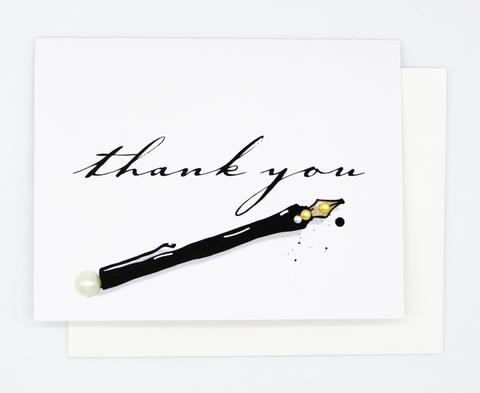 Thank you! - GREETING CARD