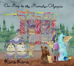 Kira Kira: OUR MAP TO THE MONSTER OLYMPICS