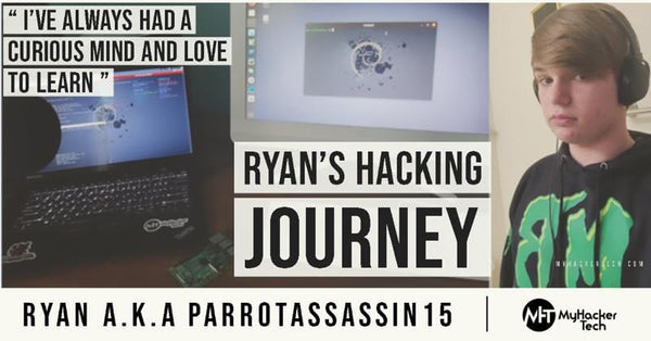 Ryan's Hacking Journey