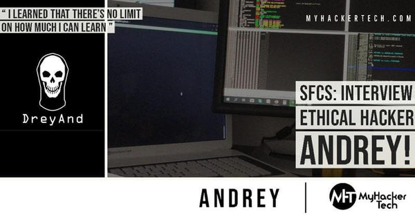 SFCS: Interview Ethical Hacker Andrey!