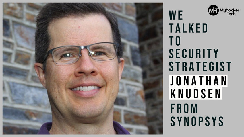 We Talked to Security Strategist Jonathan Knudsen From Synopsys