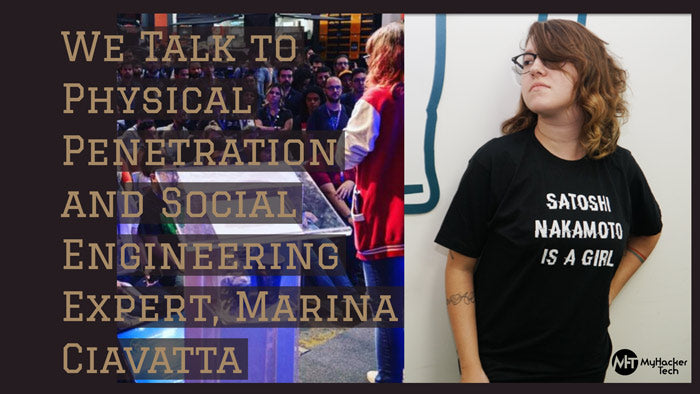 We Talk to Physical Penetration and Social Engineering Expert, Marina Ciavatta