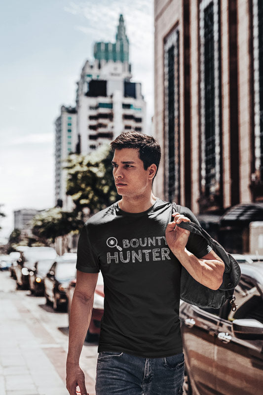 Bug bounty hunter - myhackertech tshirt