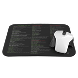 Mouse pad  - Linux Commands Cheat Sheet