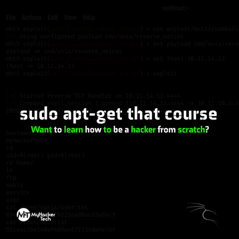 Sudo apt-get that course beginner-advance