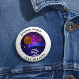 The Universe Is Made Of default ssh ports - Custom Pin Buttons