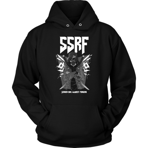 SSRF - Server-side request forgery - Unisex Hoodie
