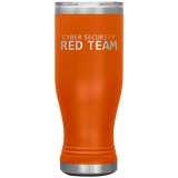 Cyber Security Red Team - Boho 20oz Tumbler
