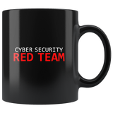 Cyber security red team - Mug
