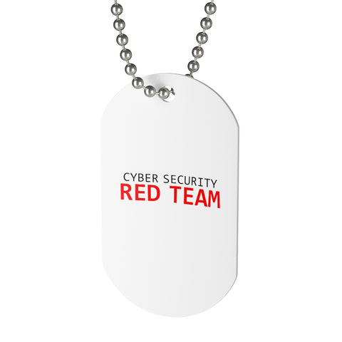 Cyber Security Red Team - Dog Tag