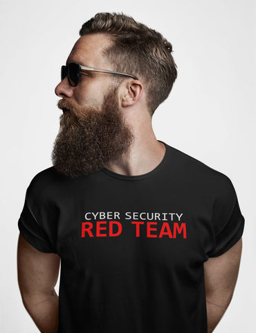 Cyber security red team - Short-Sleeve Unisex T-Shirt (multicolor)