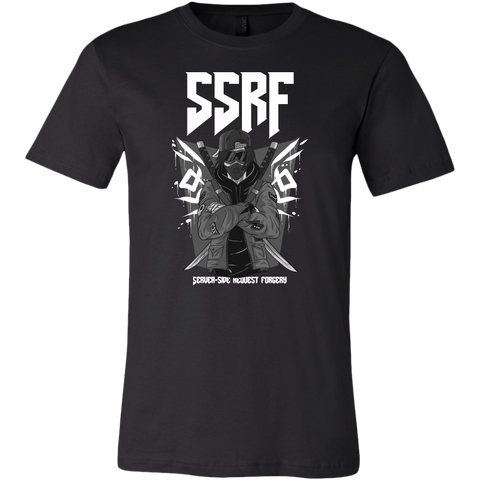 SSRF - Server-side request forgery - Canvas Mens Shirt