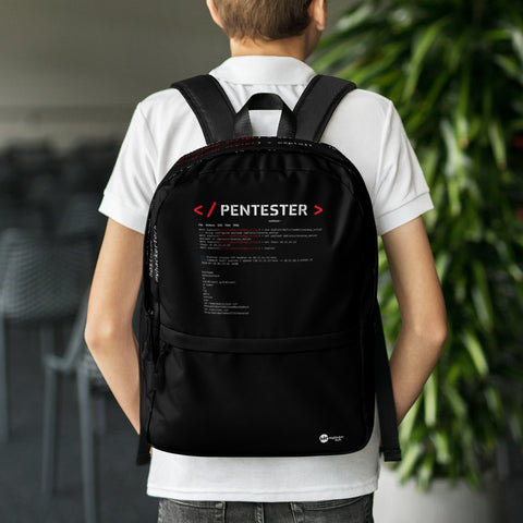 Pentester v1 - Backpack