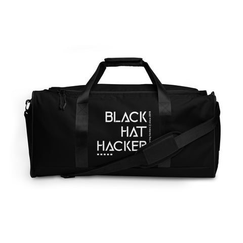 Black Hat Hacker - Duffle bag
