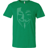 Anonymous - Canvas Mens Shirt
