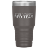 Cyber Security Red Team - 30oz Vacuum Tumbler