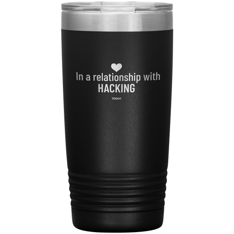 In a relationship with hacking today - Tumbler