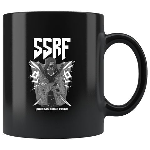 SSRF - Server-side request forgery - Mug