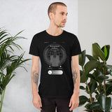 Anonymous incoming call - Short-Sleeve Unisex T-Shirt