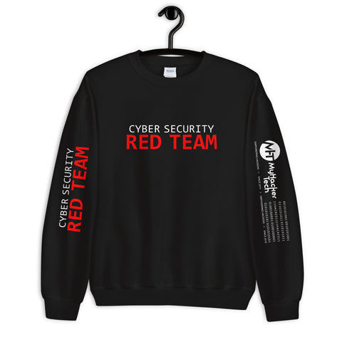 Cyber security red team - Unisex Sweatshirt