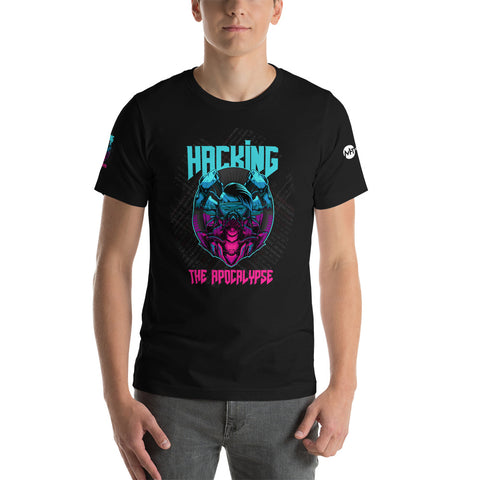 Hacking the apocalypse v2 - Short-Sleeve Unisex T-Shirt