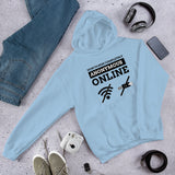 How to stay completely anonymous online - Unisex Hoodie