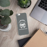 I Am Root If You See Me Laughing You Better Have A Backup - iPhone Case (grey)