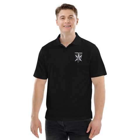 CyberArms - Men's Champion performance polo
