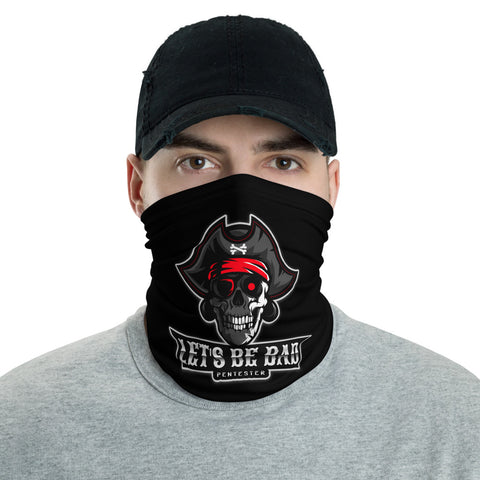 Let's be bad - Neck Gaiter