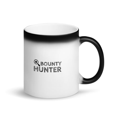 Bug bounty hunter - Matte Black Magic Mug