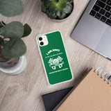I Am Root If You See Me Laughing You Better Have A Backup - iPhone Case (green)