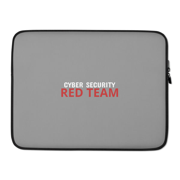Cyber Security Red Team - Laptop Sleeve - 15 in