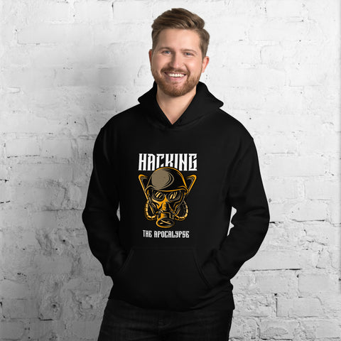 Hacking the apocalypse - Unisex Hoodie
