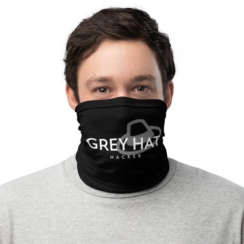 Grey Hat Hacker - Neck Gaiter
