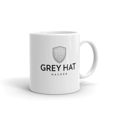 Grey Hat Hacker - Mug