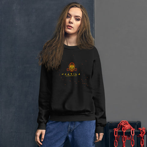 Hacking the Apocalypse - Unisex Sweatshirt