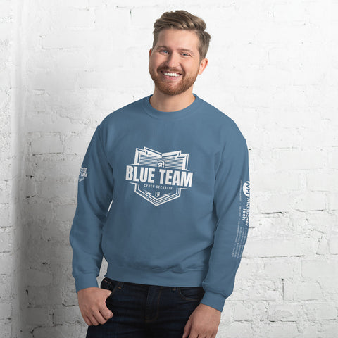 Cybersecurity Blue Team v1 - Unisex Sweatshirt