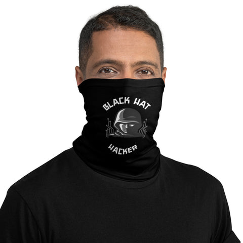 Black Hat Hacker - Neck Gaiter