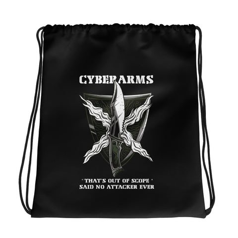 Cyberarms - Drawstring bag